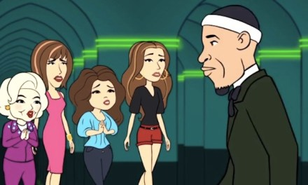 "TV Land's ""Hot In Cleveland"" gets an animated episode with Steven Tyler, and LeBron James?!?"