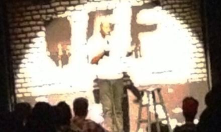 Jerrod Carmichael at Theatre Ste. Catherine #JFLMTL 2014
