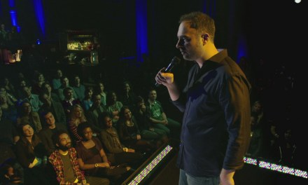 """Kurt Metzger hopes to draw a broader audience with """"White Precious"""""""