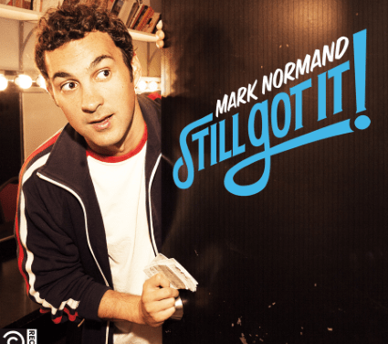Mark Normand on Conan and The Half Hour this week: Still Got It!