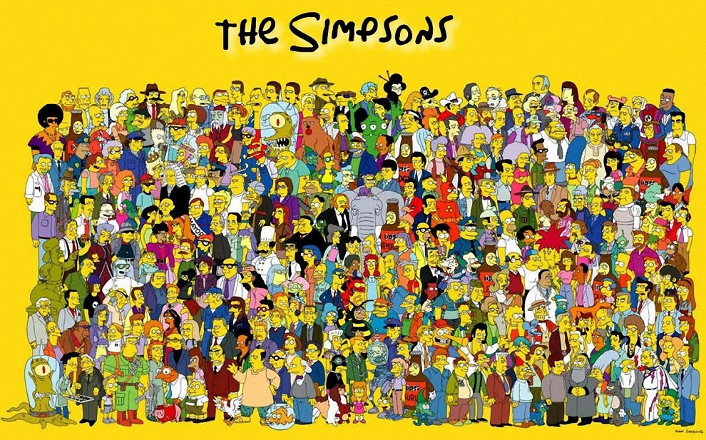FXX to launch complete 552-episode marathon of The Simpsons plus the movie