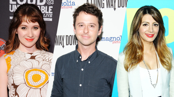 "Noel Wells, John Milhiser also one-and-done, out of SNL; Nasim Pedrad leaves for ""Mulaney"" on FOX"