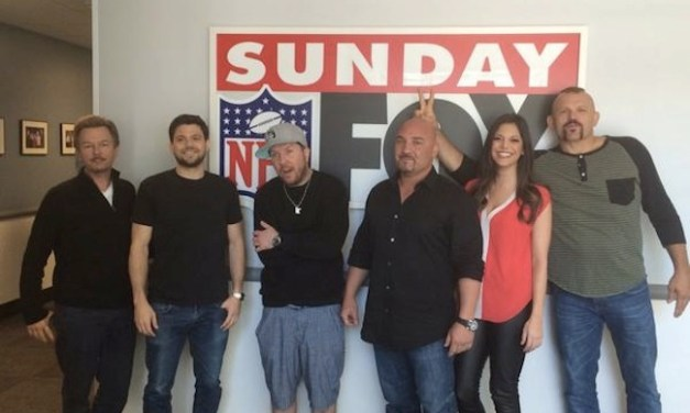"David Spade, Nick Swardson and Brody Stevens to compete in ""Fantasy Football Uncensored"" on FOX Sports 1"