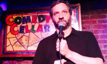 Rekindling his love affair with stand-up, Judd Apatow tells SiriusXM about his summer sets at The Comedy Cellar