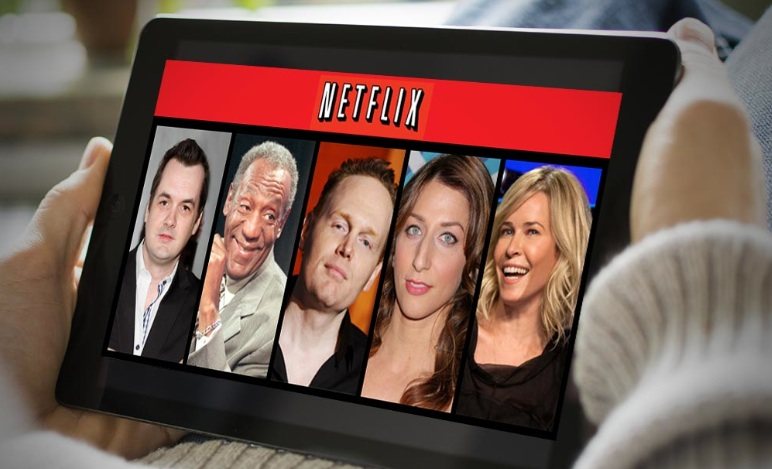 Netflix's busy ongoing slate of stand-up comedy specials continues in 2014