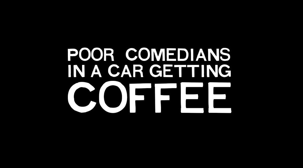 Poor Comedians In A Car Getting Coffee debuts with guest Kevin Hines