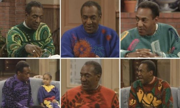 "Bill Cosby's biographer on the origin story of the ""Cosby Sweater"""