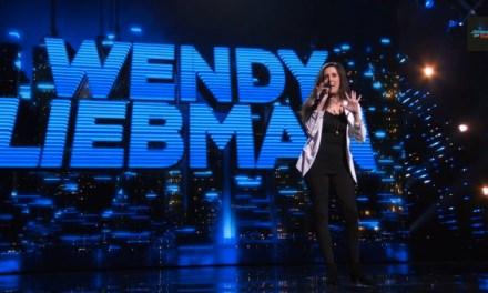 Wendy Liebman's semifinal performance on America's Got Talent 2014