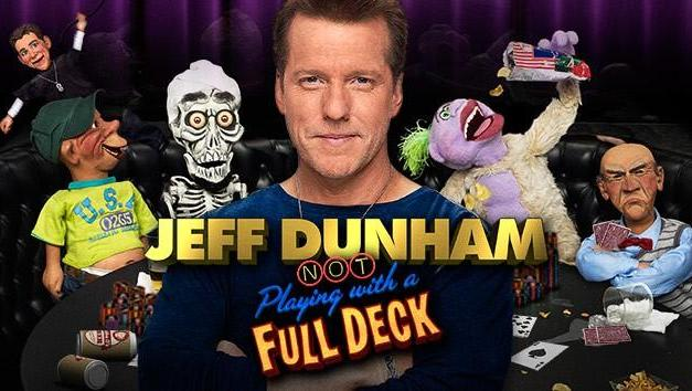 Jeff Dunham talks about preparing to take six months off his global touring for Vegas residency at Planet Hollywood