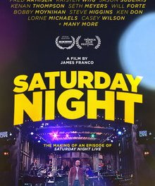 "James Franco's ""Saturday Night"" documentary, now on Hulu Plus"