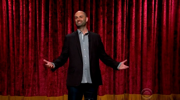 Ted Alexandro on Late Late Show with Craig Ferguson