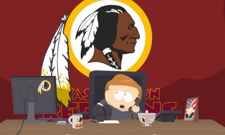 South Park opens 18th season by mocking the Washington Redskins