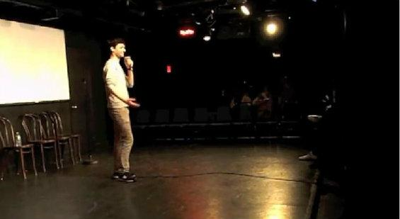 NYPD arrests audience member during UCB comedy show, heckles Adam Newman onstage
