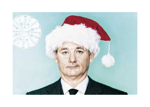 "A very ""Murray Christmas"" is happening soon on TV, with Bill Murray singing and Sofia Coppola directing"