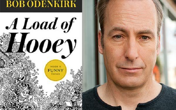 """""""The Origin of Blackbird,"""" from Bob Odenkirk's """"A Load of Hooey (Book Excerpt)"""