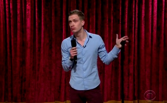 Daniel Sloss on Late Late Show with Craig Ferguson