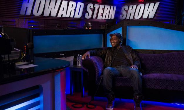 "Hannibal Buress tells Howard Stern about his ""Bill Cosby is a rapist"" bit that caught media fire"
