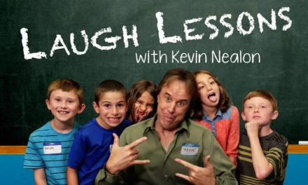 "Kevin Nealon's ""Laugh Lessons"" attempts to teach comedy to children, via AOL"