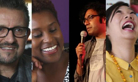"""New York Times showcases comedians who use race to inform their humor in """"Off Color Comedy"""" series"""