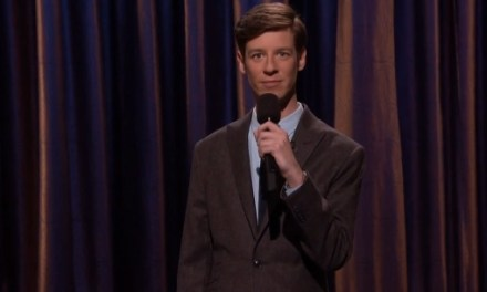 Allen Strickland Williams TV debut on Conan