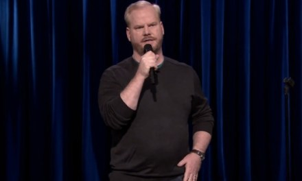 Jim Gaffigan on The Tonight Show Starring Jimmy Fallon