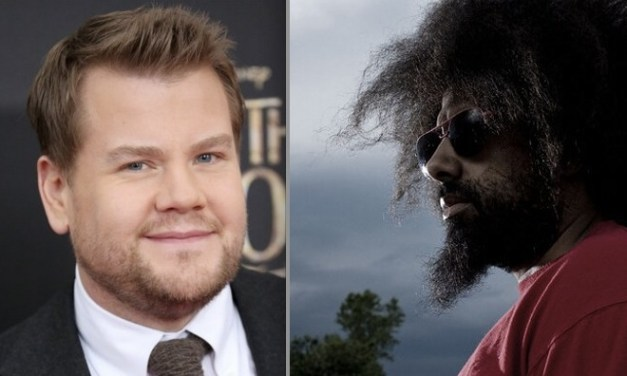 James Corden names Reggie Watts bandleader for his The Late Late Show on CBS