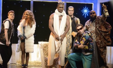 SNL #40.8 RECAP: Host James Franco, musical guest Nicki Minaj, and cameos from Seth Rogen