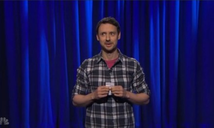 Kyle Dunnigan on Late Night with Seth Meyers