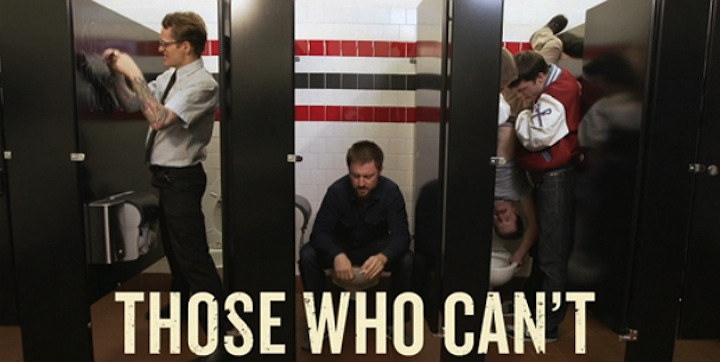 "truTV orders ""Those Who Can't"" series from The Grawlix for 10-episode debut season"