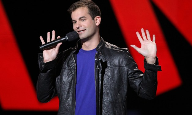 "Michael Kosta on making ""Comedy For Attractive People"""