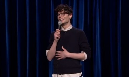 Simon Amstell on The Tonight Show Starring Jimmy Fallon