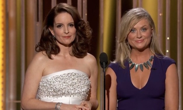 Tina Fey and Amy Poehler's opening monologue at the 2015 Golden Globes