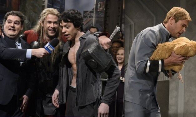 SNL #40.15 RECAP: Host Chris Hemsworth, musical guest Zac Brown Band