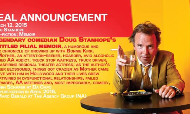 Doug Stanhope inks deal to write his memoir