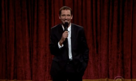 Owen Benjamin on The Late Late Show