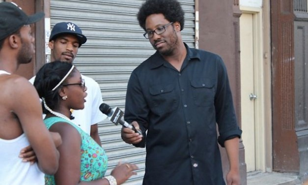 "W. Kamau Bell's ""United Shades of America"" docu-series coming to CNN in 2016"