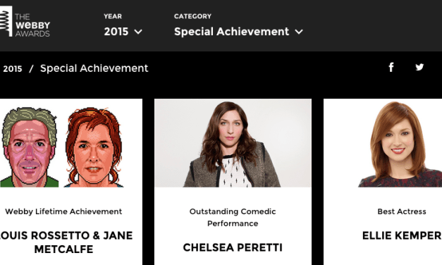 Netflix, Funny or Die, CollegeHumor, Fallon among 2015 Webby Awards winners