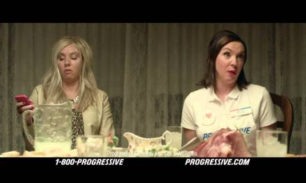 "Life lessons in comedy and show business from Stephanie Courtney, aka ""Flo"" from the Progressive commercials"