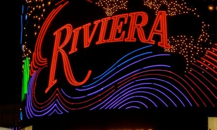 "R.I.P. ""The Riv,"" The Riviera Comedy Club in Las Vegas, Nevada"