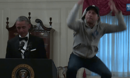 "Watch Keegan Michael Key rehearse his Luther ""Anger Translator"" with President Barack Obama inside the White House"
