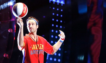 "Jeff Dye walks the talk on NBC's ""I Can Do That"""
