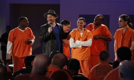 Jeff Ross Roasts Criminals Live in Brazos County Jail