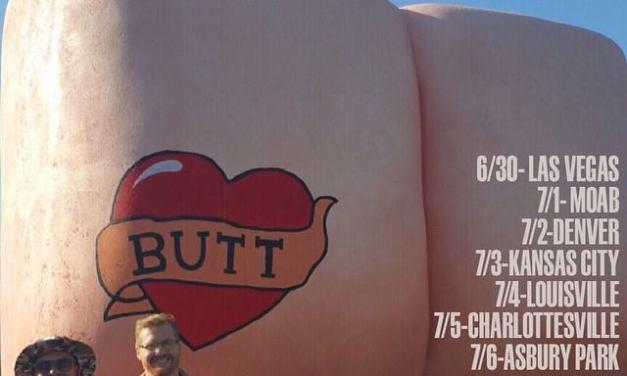 "Kurt Braunohler's ""The Love Butt Tour"" for Comedy Central"