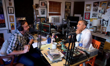 President Barack Obama on WTF with Marc Maron