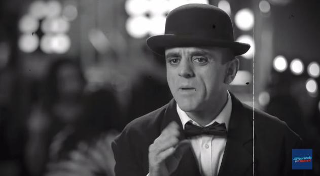 Uzeyer Novruzov's audition for America's Got Talent 2015
