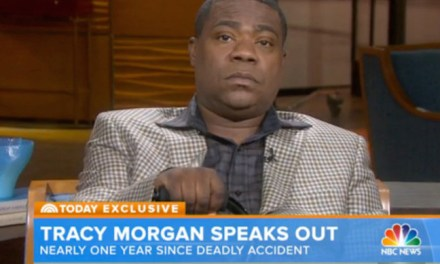 Tracy Morgan's first interview, one year after surviving fatal highway crash