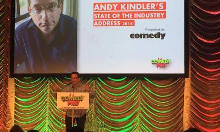 Andy Kindler's State of the Comedy Industry 2015 at Just For Laughs Montreal