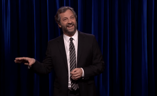 Judd Apatow on The Tonight Show Starring Jimmy Fallon