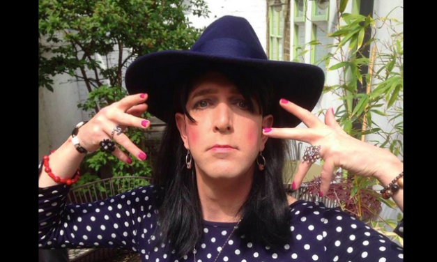 Sarah Franken (the artist formerly known as Will) comes out as transgender