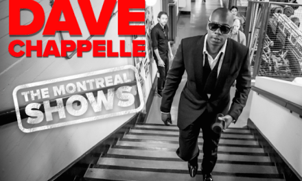 Review: Dave Chappelle at Montreal's Just For Laughs 2015